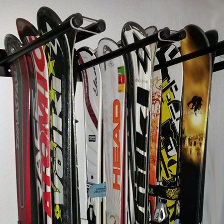 Guarda esquís 9 Pares
