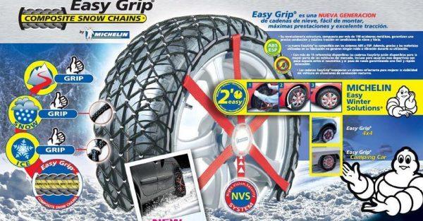 Cadena mixta Easy Grip T leyenda