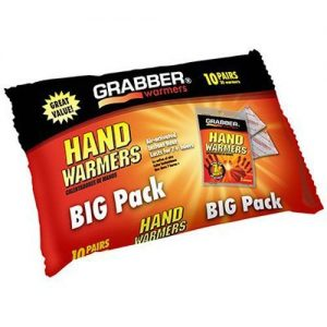 Grabber Hand Warmers Big Pack 10