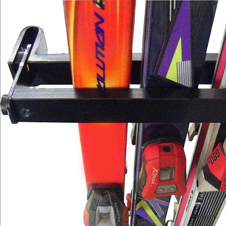 Guarda esquís con cerradura 4 P