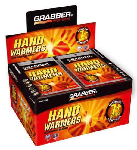 Calentador manos – Caja de 40 unidades