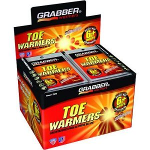 Grabber Toe Warmers caja