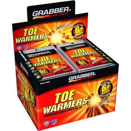 Calentador pies – caja de 40 unidades