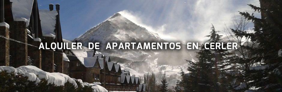 Alquiler Apartamentos Cerler